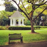 Photo taken at Singapore Botanic Gardens by Hugo C. on 6/8/2013