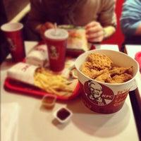 Photo taken at KFC by Francois-xavier D. on 11/10/2012