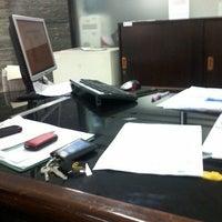 Photo taken at Bank BRI by Loethvie D. on 8/1/2013