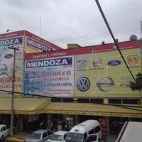 Photo taken at Refaccionaria Mendoza by Bruno P. on 5/15/2014