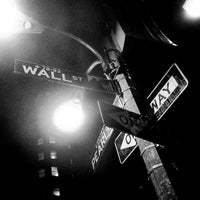 Photo taken at Wall Street by Dave E. on 10/3/2012