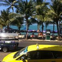 Photo taken at Pattaya Beach by Pang T. on 1/12/2013