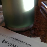 Photo taken at Hailey Coffee Company by Wood River Daily on 1/22/2014