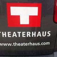 Photo taken at Theaterhaus Stuttgart by Dä H. on 12/20/2014