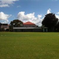 Photo taken at Epsom Girls Grammar School by Josh R. on 12/7/2012