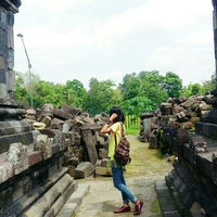 Photo taken at Candi Plaosan Lor by Fadhila U. on 12/26/2015