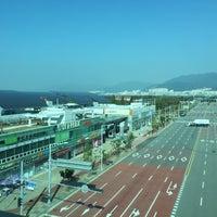 Photo taken at Seobusan Yutongjigu Stn. by Mamoru on 10/18/2015