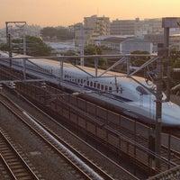 Photo taken at 富士見橋 by rikimaru on 7/9/2013