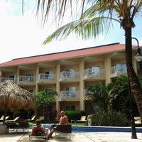 Photo taken at Dreams Punta Cana Resort and Spa by Rosa R. on 6/30/2013