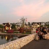 Photo taken at Ban Nam Kieng Din by Jordanhaber B. on 3/2/2013