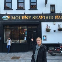 Photo taken at Mourne Seafood Bar by Ala S. on 10/6/2014