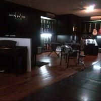 Photo taken at Hana Music by Fatach I. on 9/3/2013