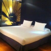 Photo taken at Eurostars Anglí Hotel Barcelona by Catarina P. on 5/28/2013