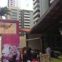 Photo taken at Fortaleza Grill by Maria Hosana M. on 7/13/2013