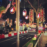 Photo taken at Orchard Central by Daveid C. on 12/1/2012