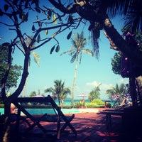 Photo taken at P. P. Erawan Palms Resort by Héloïse M. on 12/15/2013