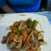Photo taken at Wok Sushi by Nicola B. on 5/10/2013