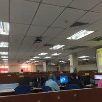 Photo taken at Pusat Komputer UTM (CICT) by Nftzahraaa on 3/31/2015
