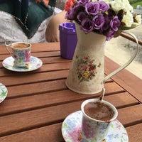 Photo taken at Taşlık by Naz D. on 10/16/2016