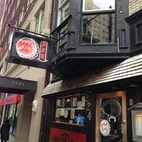 Photo taken at Good Dog Bar & Restaurant by Joe T. on 3/28/2013