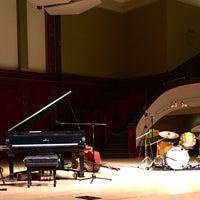Photo taken at Hochstein School of Music & Dance by Kyle M. on 5/7/2016