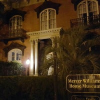 Photo taken at Mercer Williams House by Ross D. on 11/23/2015