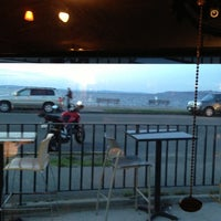 Photo taken at Pioneer Coffee by Allyn H. on 11/11/2012
