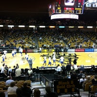 Photo taken at CFE Arena by Patrick S. on 3/2/2013
