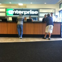 Photo taken at Enterprise Rent-A-Car by Marques on 8/16/2013