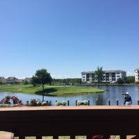 Photo taken at Cove at Bayside by Seth R. on 8/9/2015