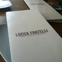 Photo taken at Lucca Fratelli by Roca O. on 4/19/2013