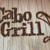 Photo taken at Cabo Grill by Yeicatl O. on 5/20/2013
