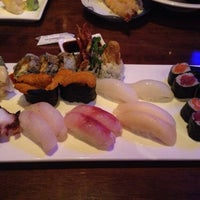 Photo taken at Sapporo Sushi by Johnny W. on 7/28/2014
