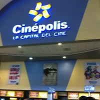 Photo taken at Cinépolis by Yaneth B. on 5/5/2013