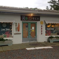Photo taken at Re-eco Design by Laurel M. on 4/20/2013