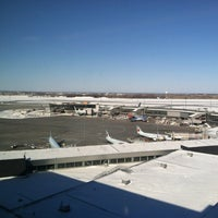 Photo taken at Montreal Airport Marriott In-Terminal Hotel by Eric L. on 2/16/2015