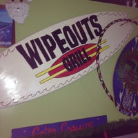 Photo taken at Wipeouts Grill by Jess W. on 12/15/2013