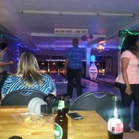 Photo taken at Danforth Bowl by Casey P. on 5/12/2013