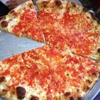 Photo taken at Johnny's Pizzeria by Esteban S. on 5/18/2013