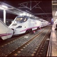 Photo taken at Estació de Valencia Joaquín Sorolla - AVE by Carles M. on 12/9/2012