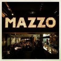 Photo taken at Mazzo by Fernando A. on 2/27/2013