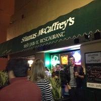 Photo taken at Seamus McCaffrey's Irish Pub & Restaurant by Rick B. on 11/18/2012