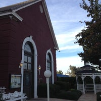 Photo taken at The Landmark Restaurant by Rick B. on 12/1/2013