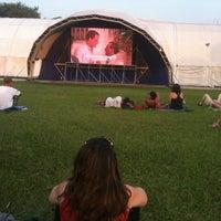 Photo taken at Tenda Cultural Ortega y Gasset by Ebenezer M. on 2/1/2014