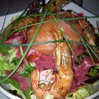 Photo taken at SUGAR & SPICE Restaurant Crepêrie Bar by Cristina L. on 8/20/2013