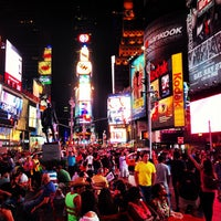 Photo taken at W New York - Times Square by Alexey B. on 7/22/2013
