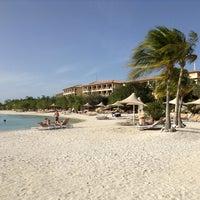 Photo taken at Santa Barbara Beach & Golf Resort Curaçao by Arthur L. on 7/28/2013