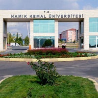Photo taken at Namık Kemal Üniversitesi by Maria B. on 10/2/2013