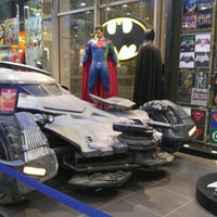 Photo taken at DC Comics Super Heroes by Awais S. on 9/1/2016