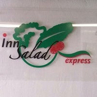 Photo taken at Inn Salad by Racso P. on 9/26/2013